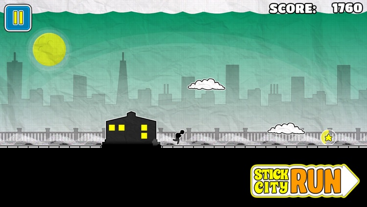 Stick City Run - By No One Dies Games