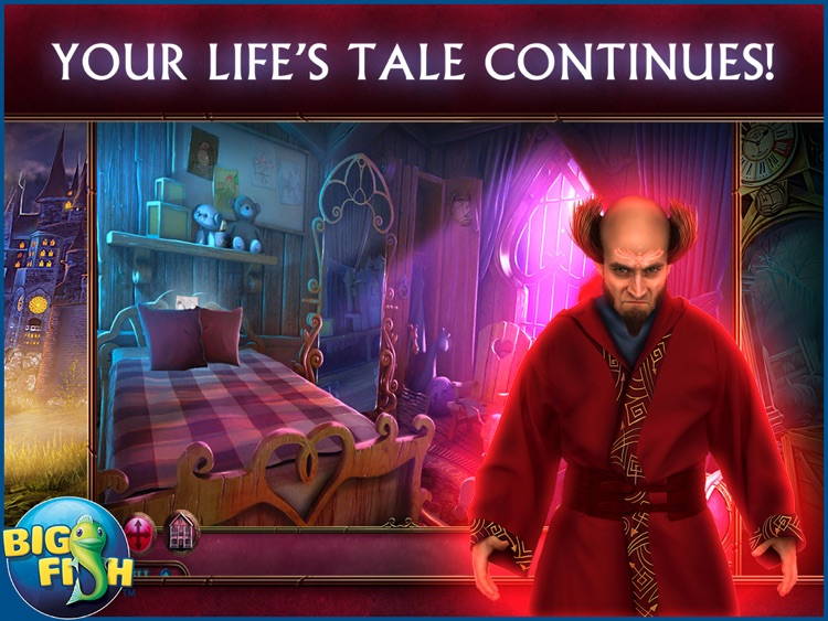 Nevertales: Shattered Image HD - A Hidden Object Storybook Adventure (Full) screenshot-0