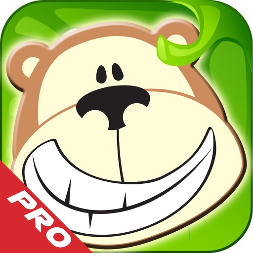 Super monkey 3D PRO : The Jump And Fly Adventure In The Jungle
