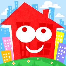 Fun Town for Kids -  Creative Play by Touch & Learn