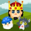 Kingdom Thrones - Crossy Magic Match Empire of Three Puzzle Game In Medieval Times - FREE