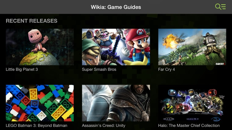 Wikia Game Guides - Walkthroughs, Tips, and Cheats