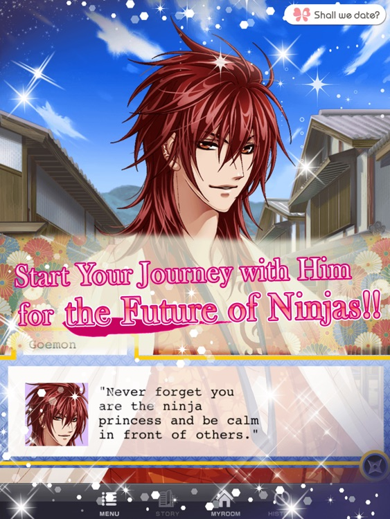 Shall we date?:Ninja Love HD