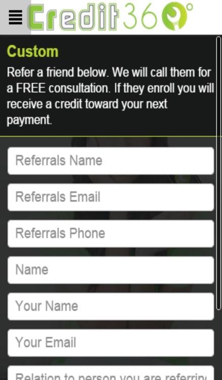 Credit360 Credit Repair Solutions