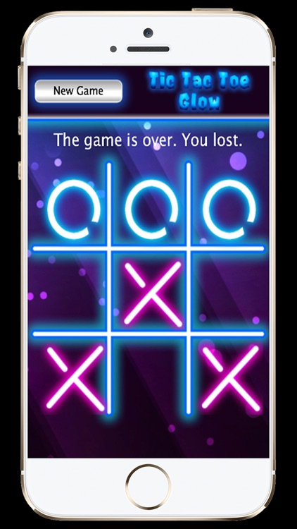 Tic Tac Toe Glow screenshot-4