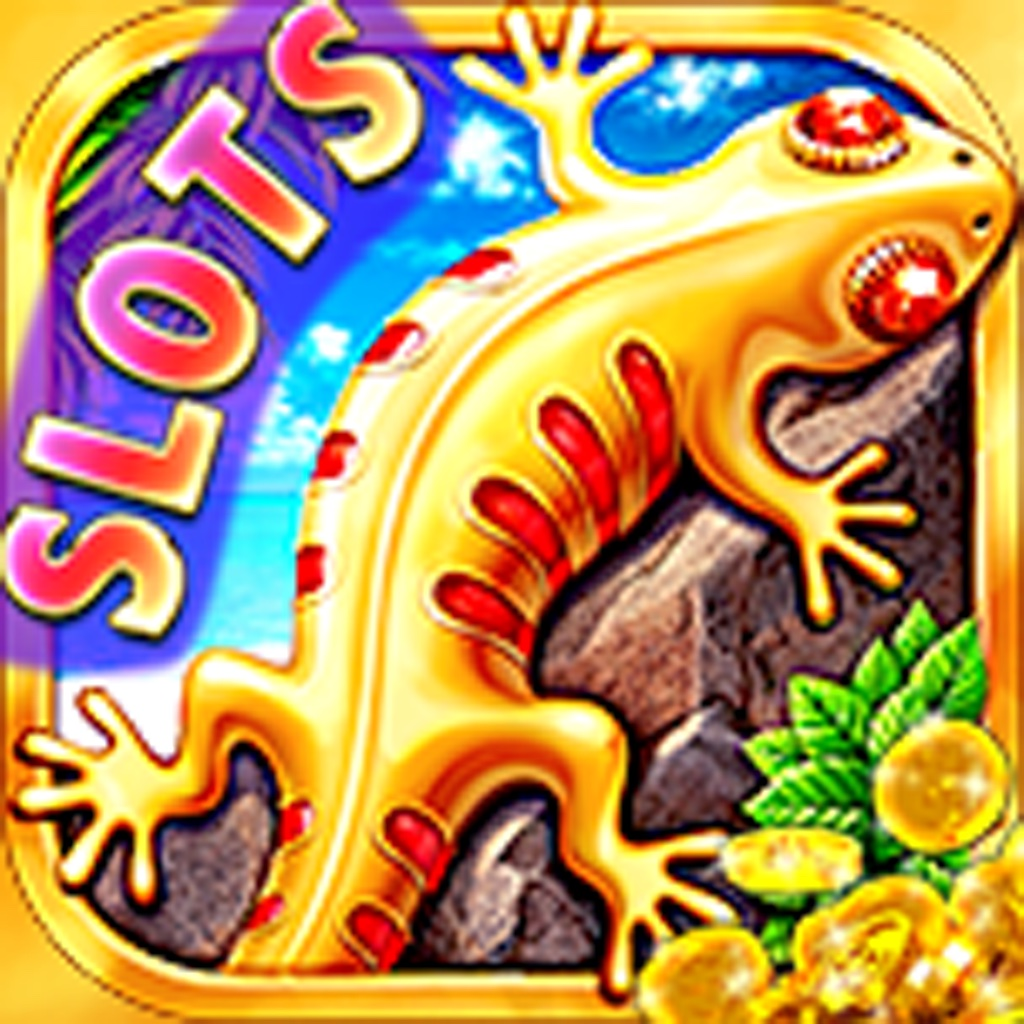 Slots of Fortune Island - Quest for the Lucky 777 Bonus Treasure Hunt! - With Free Spins & Rich Mini Games