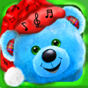 Build A Teddy Bear - Sing Along Songs & Lullabies - Create Design Dress Up & Feed  Your Toy Bears - Animals Care Game