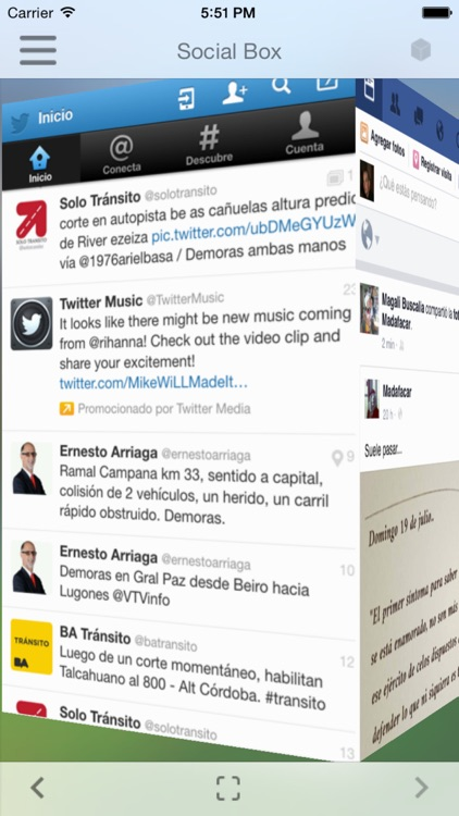 Social Apps Browser screenshot-3