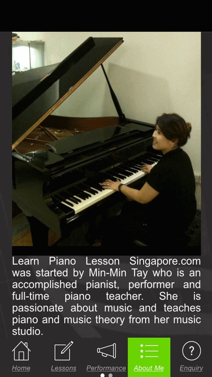 Learn Piano Lesson