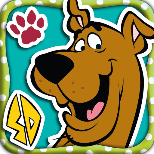 Scooby-Doo: Stickers with Sounds
