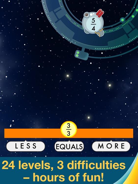 Motion Math: Fractions! screenshot-4