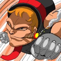 Beat 'em Up Sam Fighter