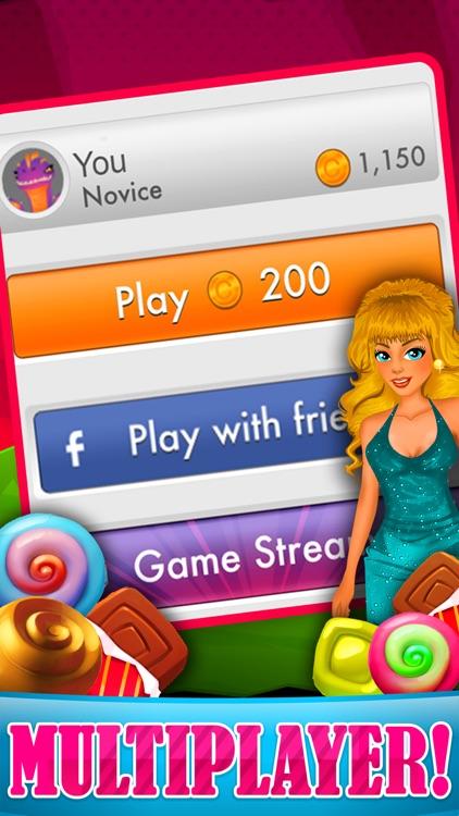 All Candy Mania Games 2015 - Soda Pop Match 3 Candies Game For Children HD FREE screenshot-3