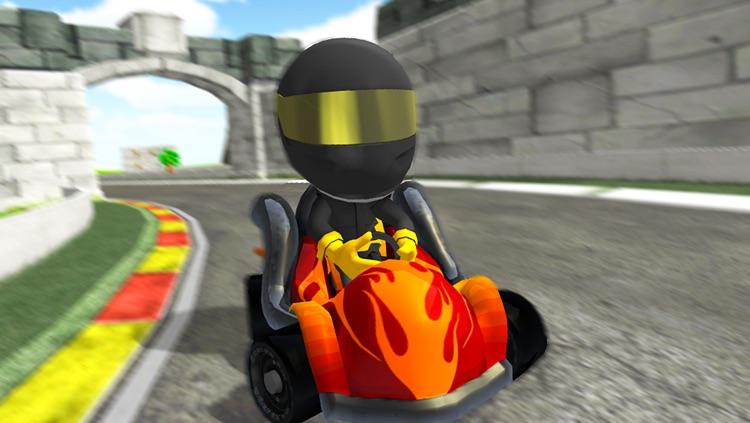 Boost Go Kart Racing