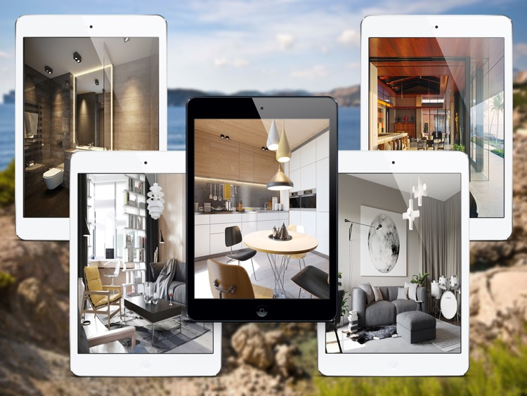 Architecture and Interior Design for iPad screenshot-3