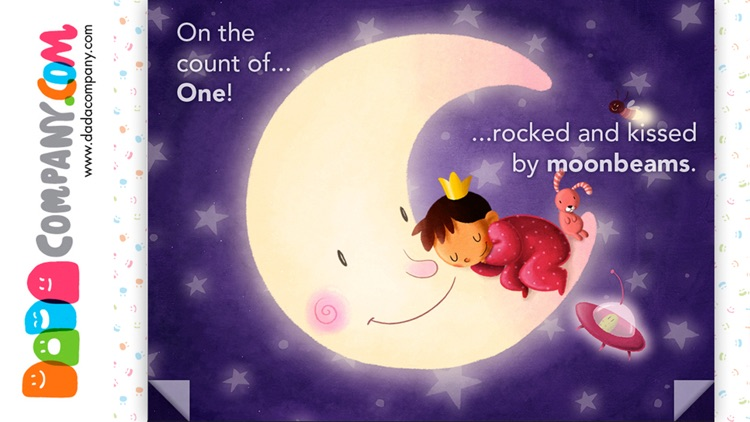 Off to bed! Boys and girls - Interactive lullaby storybook app for bedtime screenshot-4