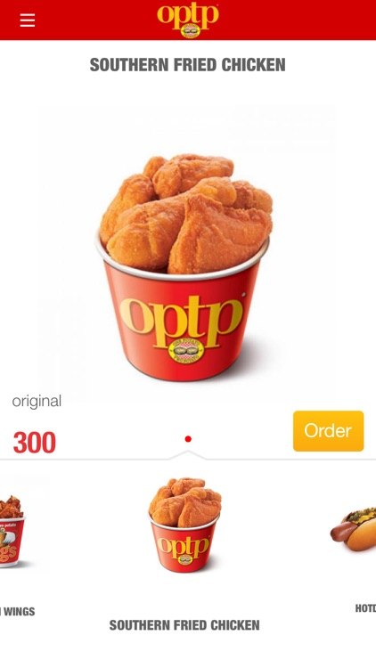 OPTP (One Potato Two Potato) Official  Delivery App
