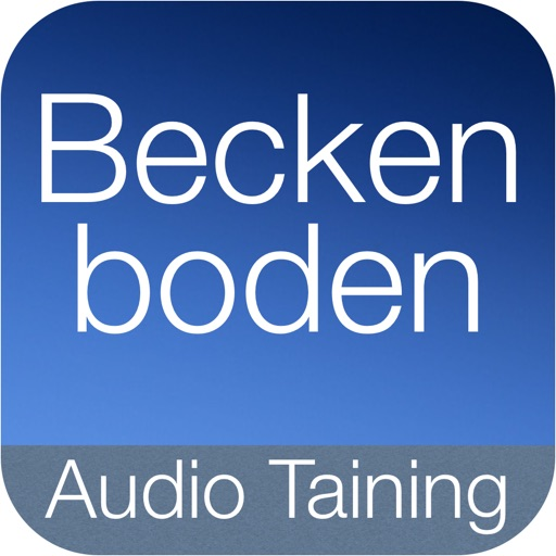 Beckenboden Audio Training