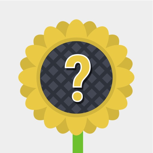 Flower Trivia Game icon