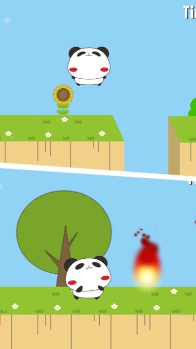 Great adventure of TapuTapu the Panda screenshot two