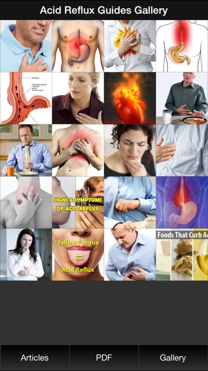 Acid Reflux Guides - Fact & Causes of Acid Reflux Symptoms, Home Remedies for Acid Reflux & Heartburn screenshot-1