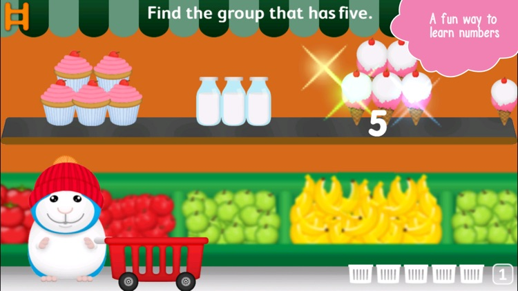 Bugsy Kindergarten Math screenshot-3