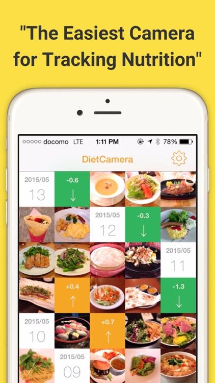 Diet Camera: Weight Loss Food Tracker