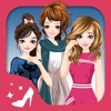 American Girls - Dress up and make up game for kids who love fashion games