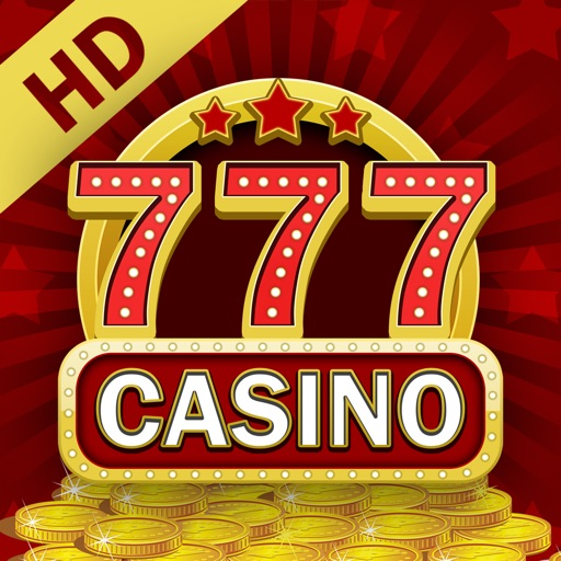 777 Casino for iPad icon