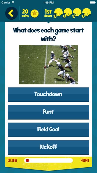 Kids Learn Football screenshot one