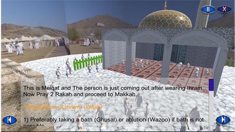 Virtual Umrah Pro