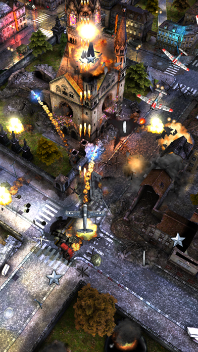 Screenshot from AirAttack 2