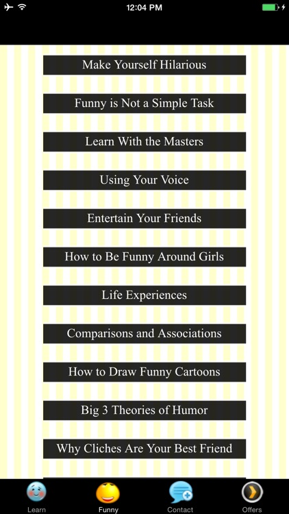 How To Be Funny - Theories of Humor