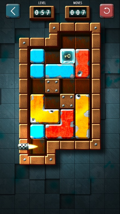 Slide Tetromino FREE screenshot-1