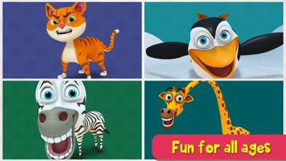 Gigglymals - Funny Animal Interactions for iPhone-3