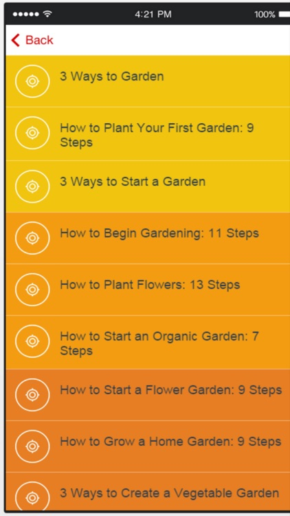 Gardening for Beginners - Your Source for Gardening Information screenshot-1