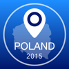 Poland Offline Map + City Guide Navigator, Attractions and Transports