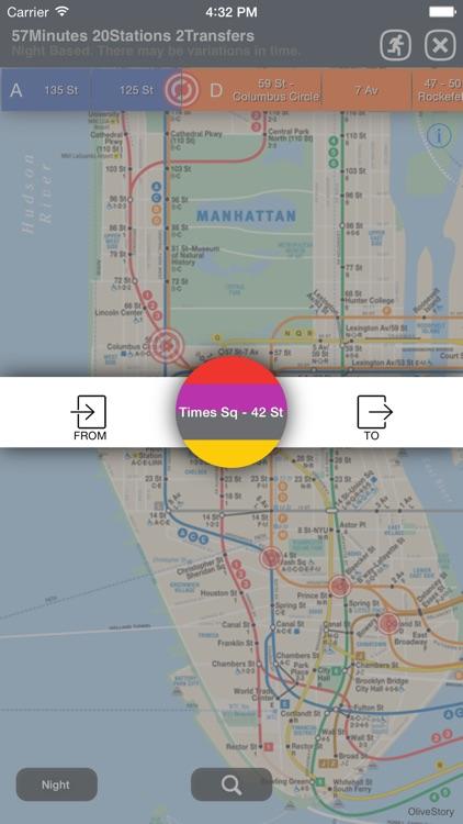 NY Subway+