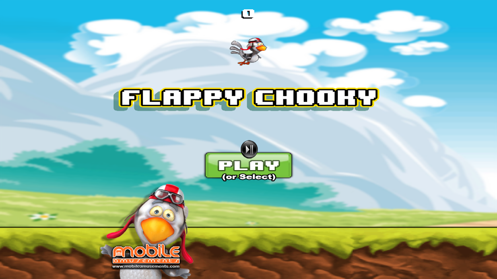Flappy Chooky TV screenshot 1