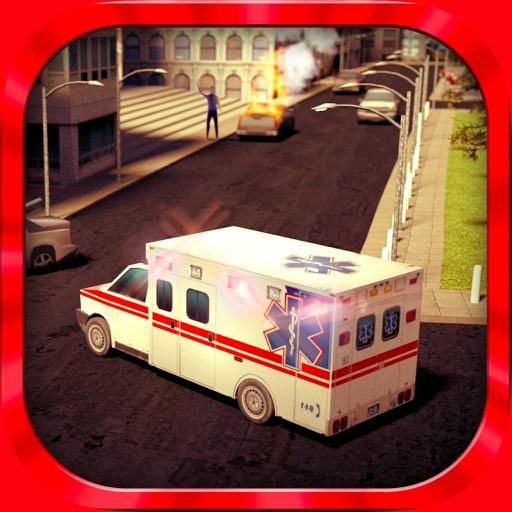 Ambulance simulator 2015 PRO