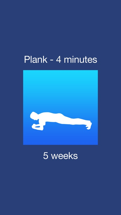Plank - 4 minutes screenshot-0