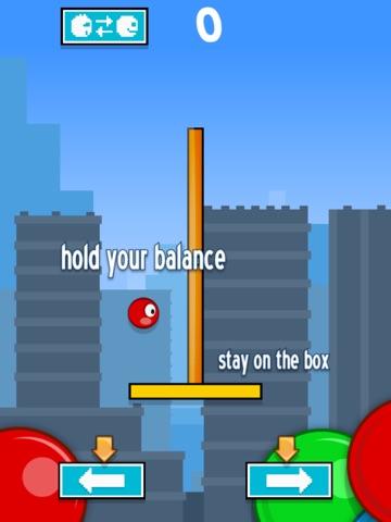 Flick & Swing vs Red Ball FREE-ipad-0