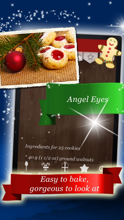 German Cookies and Treats - Recipes for Christmas and the Holiday Season screenshot-3