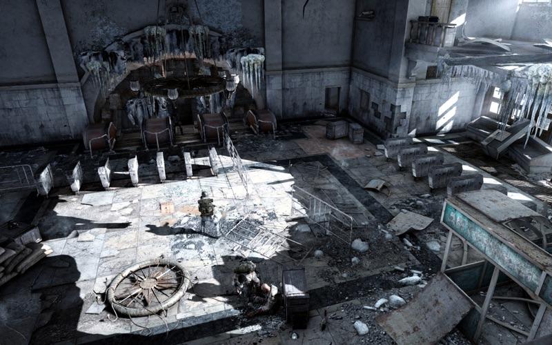 Metro 2033 Redux Screenshots
