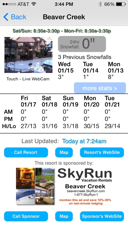Colorado Snow Report screenshot-3