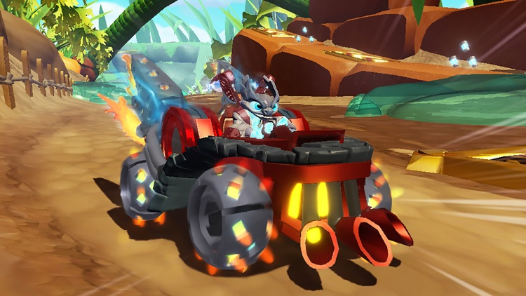 Skylanders SuperChargers screenshot-4
