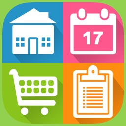 Organizer To-Do: Universal Grocery, To-Do & Calendar Manager