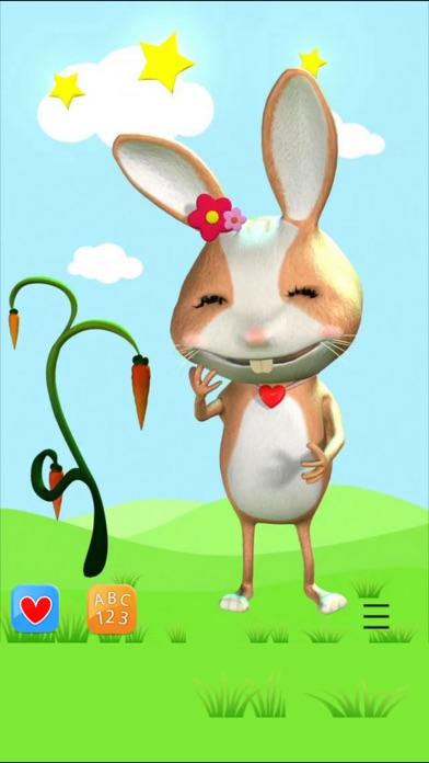 会話うさぎ - Talking Rabbit ABCのおすすめ画像5