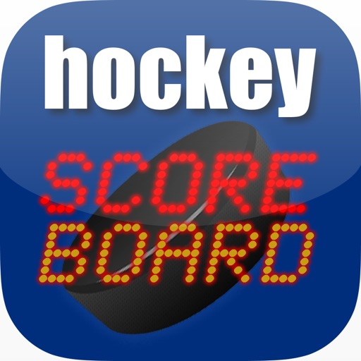 JD Hockey Scoreboard