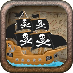 Pirate Battle-Ship Island Defense - Skull King Captain